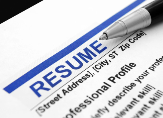 My Un-Resume: Avoiding Reference Checks - Dave Anderson