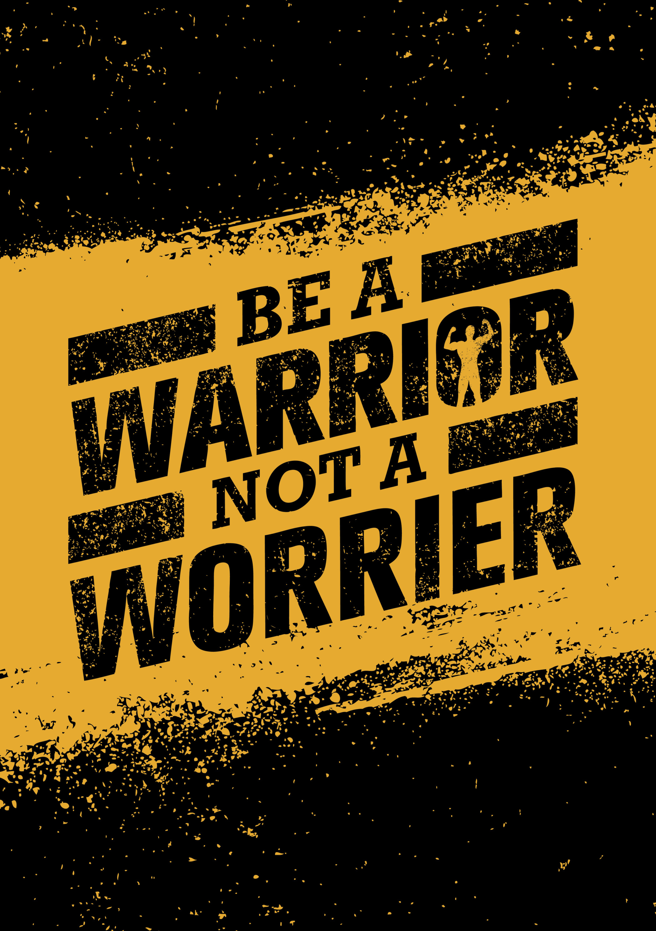 we need warriors not worriers dave anderson
