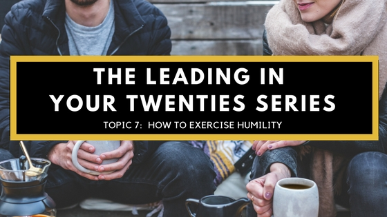 Exercise Humility