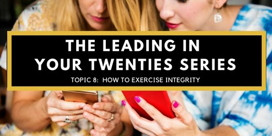 Exercise Integrity